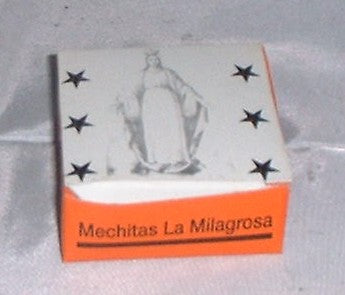 Mechita Mecha docena - Floating Wicks Dozen