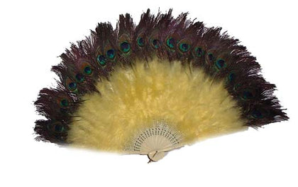 Feather fan ochun