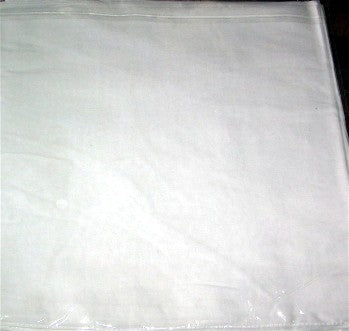 Cotton White Shawl -Panuelo de Algodon Blanco