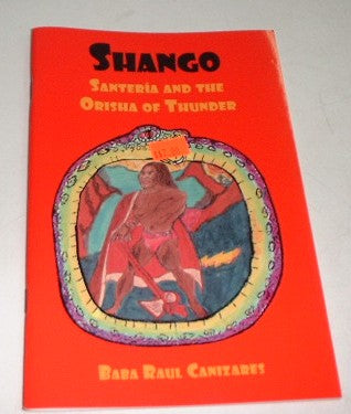 Shango Santeria and the oisha of thunder