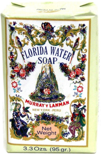 Florida Water Soap- Jabon Agua Florida