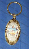 Key Chain 7 African Power- llavero 7 Potencia