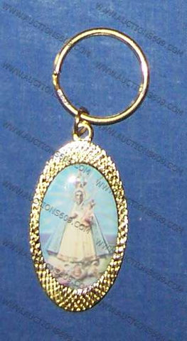 Key Chain Virgen de Regla