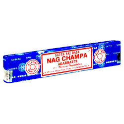 Nag Champa Incense Sticks 15 Gram   (AUTHENTIC- Sai Baba)