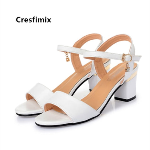 Sandalias  de muje Iyawo  women Iyawao white sandals lady cute
