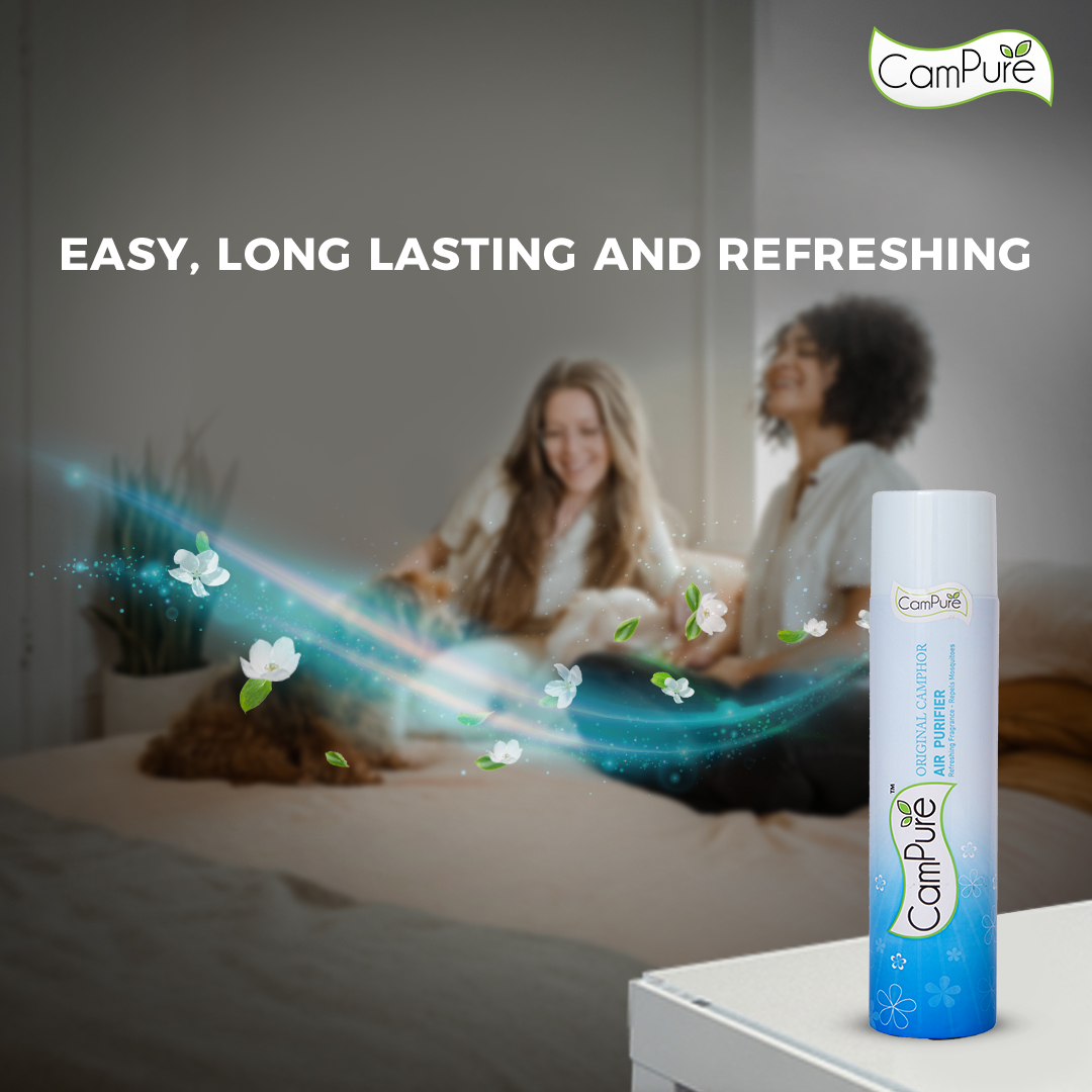 Air Purifier - Original Camphor