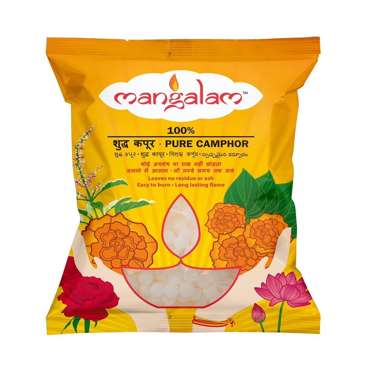 Camphor Tablet Pouch - 500Gm