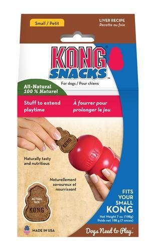 Kong Snacks Met Leversmaak - Dog-essentials.nl