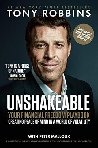 Image of Unshakeable: Your Financial Freedom Playbook