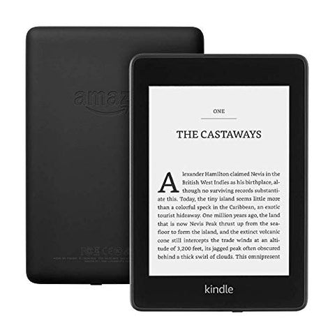 Kindle Paperwhite – Now Waterproof with 2x the Storage - 8 GB