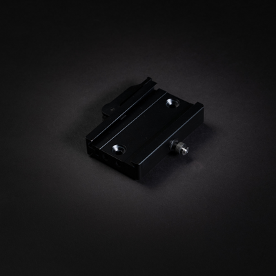 Quick-release baseplate