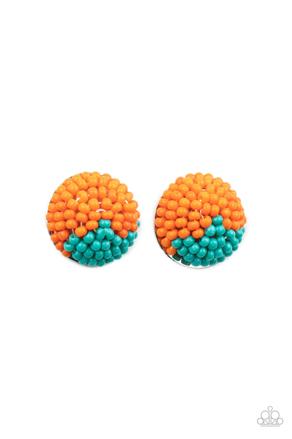 As Happy As Can BEAD - Orange