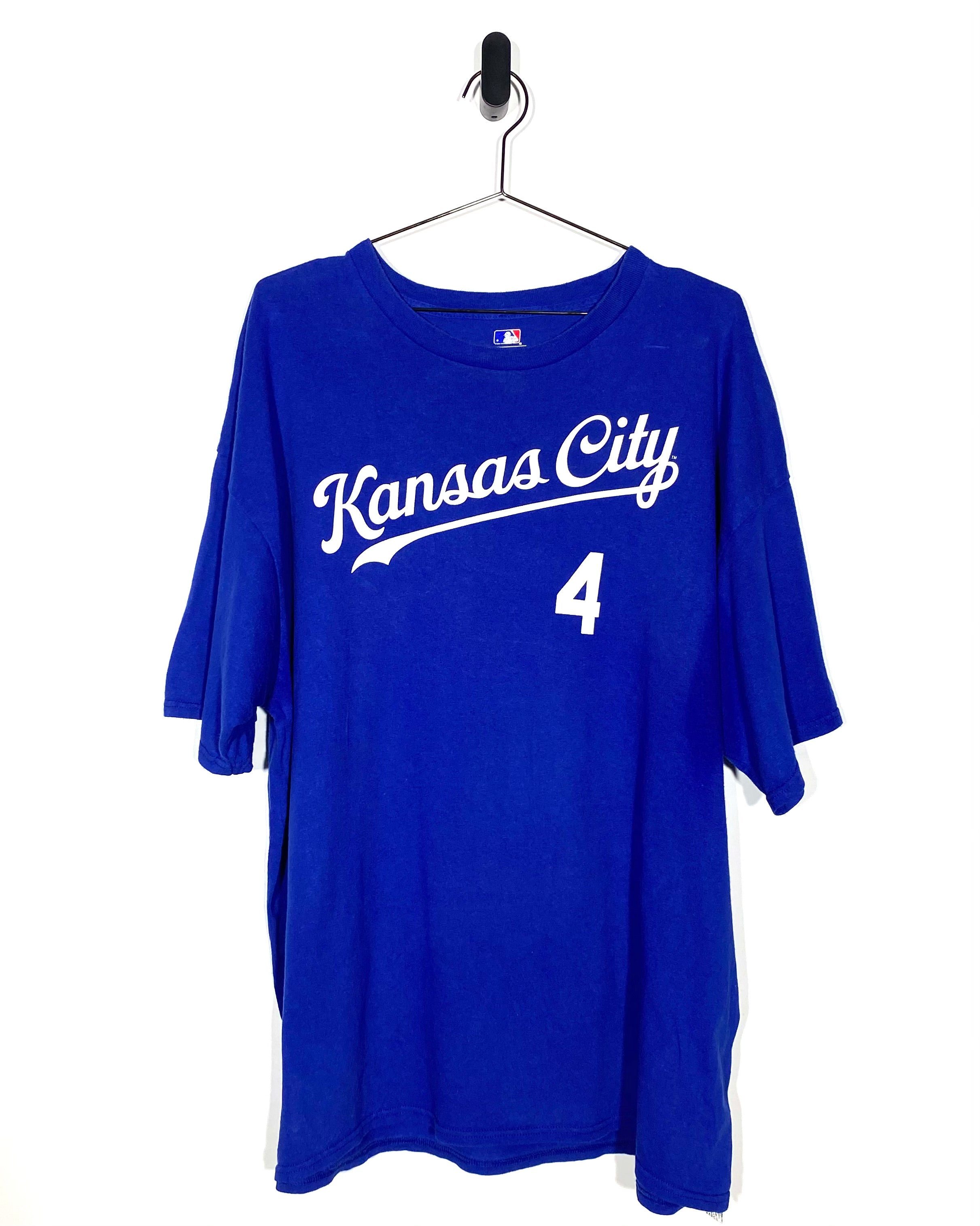 Kansas City Royals Alex Gordon Player Tee 2XL