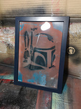 Load image into Gallery viewer, Boba Fett spray painted original