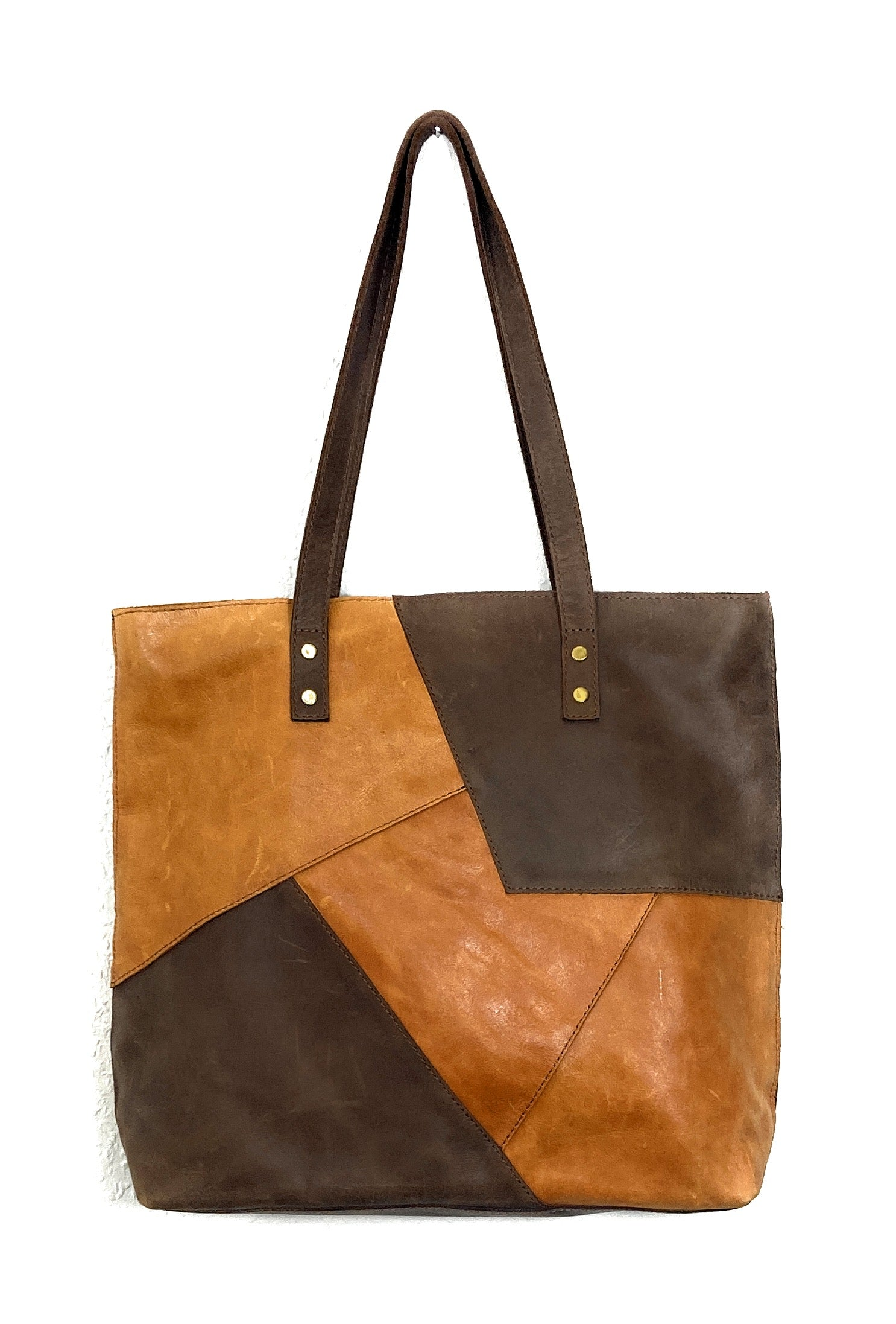 Tote Bag Alem -brown-