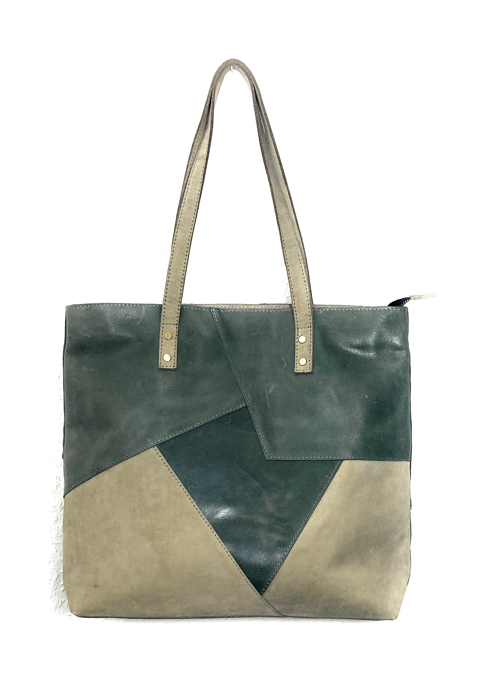Tote Bag Alem -grey-