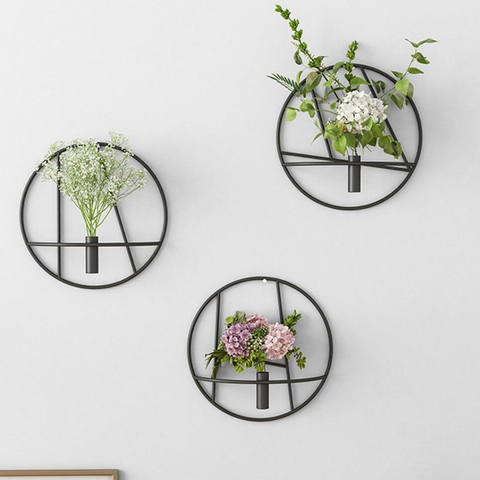 Brookes - wall candle holder