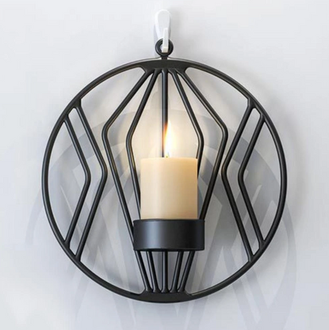 Florrie - wall candle holder