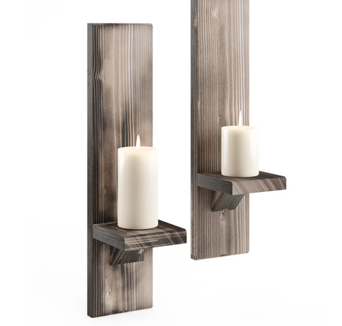 Wall candle holders - CANDLESLOVERS.COM