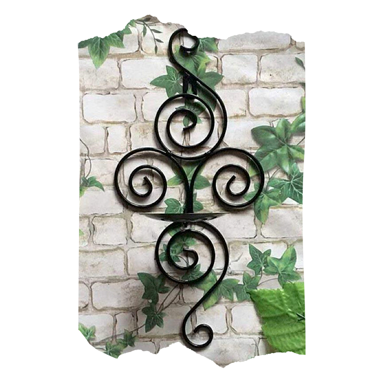 Kathy - Wall Candle Holder