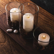Rocha - Glass Candle Holder