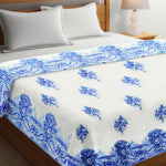 Load image into Gallery viewer, 100% Cotton HandBlock Print Double Bed Dohar