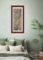 Load image into Gallery viewer, Tree of Life Madhubani Handmade Painting