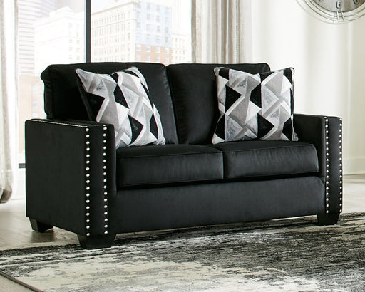 Gleston Signature Design by Ashley Loveseat image