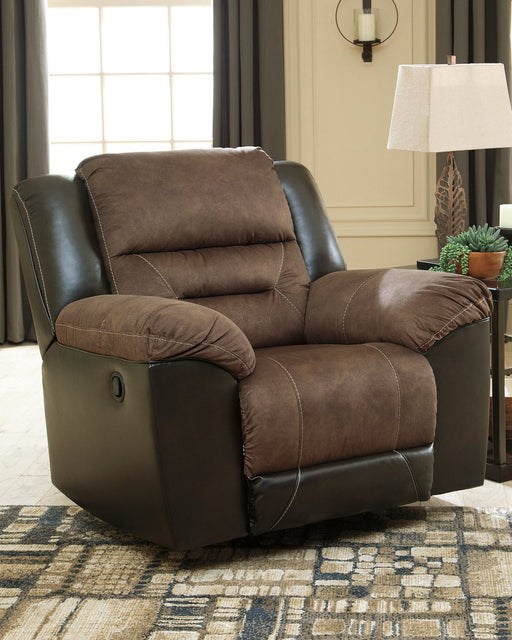 Earhart Signature Design by Ashley Recliner image