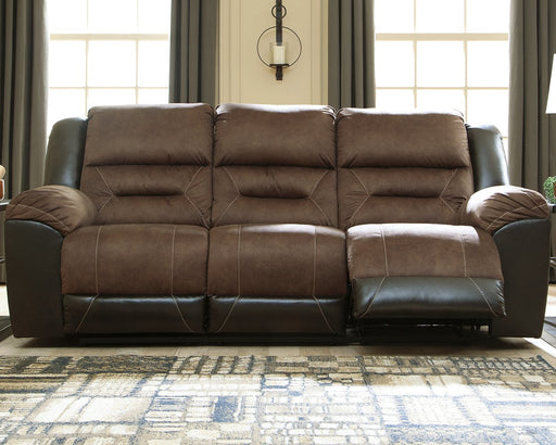 Earhart Signature Design by Ashley Reclining Sofa image