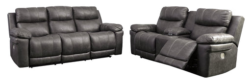 Erlangen Signature Design Contemporary 2-Piece Living Room Set image