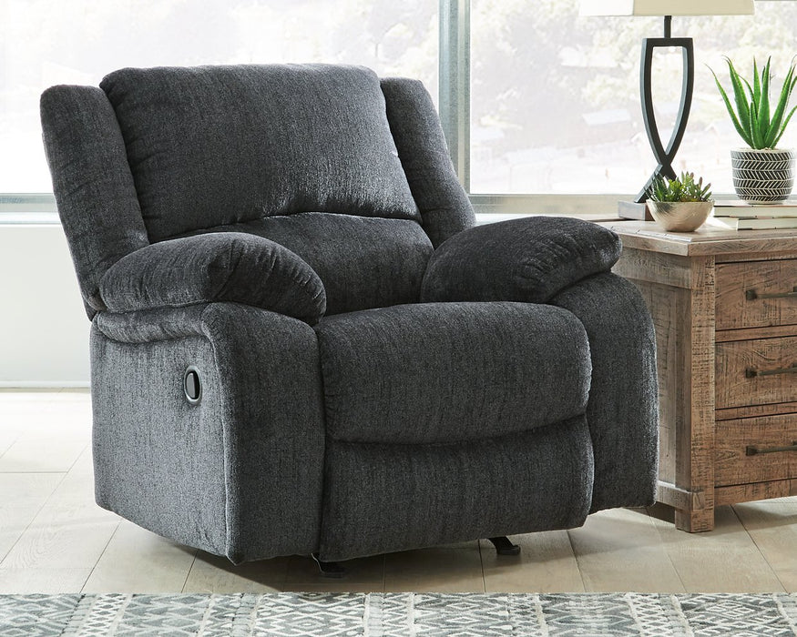 Draycoll Signature Design by Ashley Rocker Recliner image