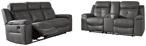 Jesolo Signature Design Family Spaces 2-Piece Living Room Set image