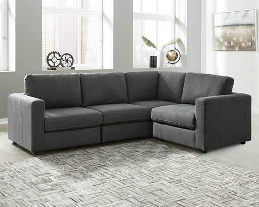 Candela Signature Design by Ashley 4-Piece Sectional image