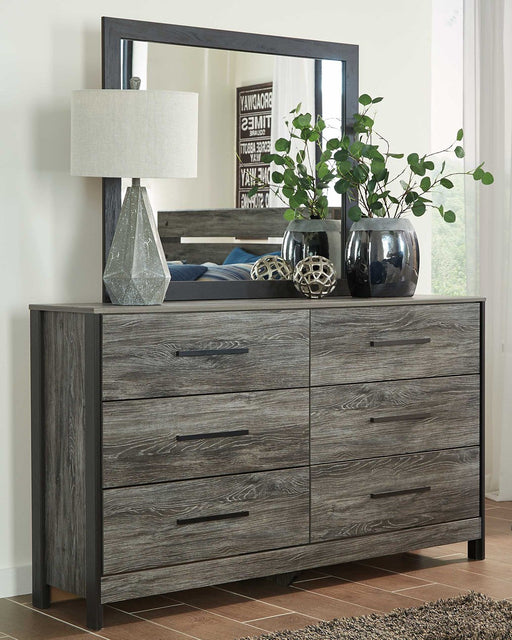 Cazenfeld Signature Design by Ashley Dresser and Mirror image
