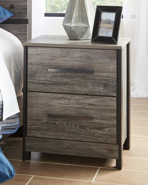 Cazenfeld Signature Design by Ashley Nightstand image
