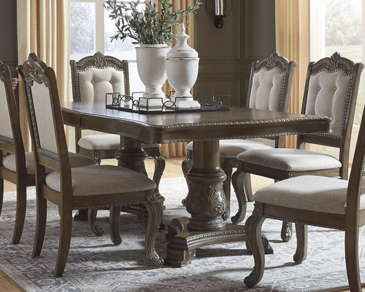 Charmond Signature Design by Ashley Dining Table image