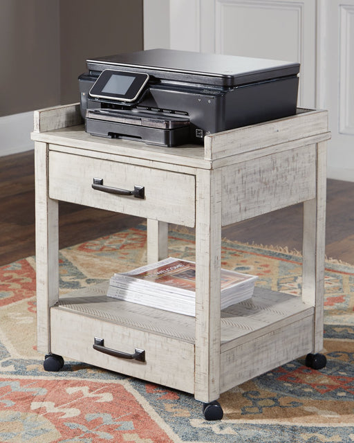Carynhurst Signature Design by Ashley Printer Stand image