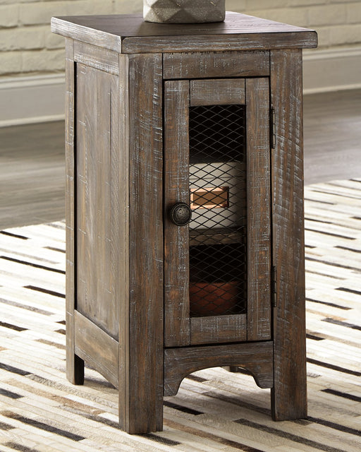 Danell Ridge Signature Design by Ashley End Table Chair Side image