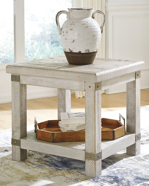 Carynhurst Signature Design by Ashley End Table image