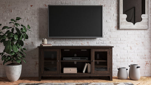 Camiburg Signature Design by Ashley LG TV Stand wFireplace Option image