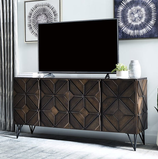Chasinfield Signature Design by Ashley TV Stand image