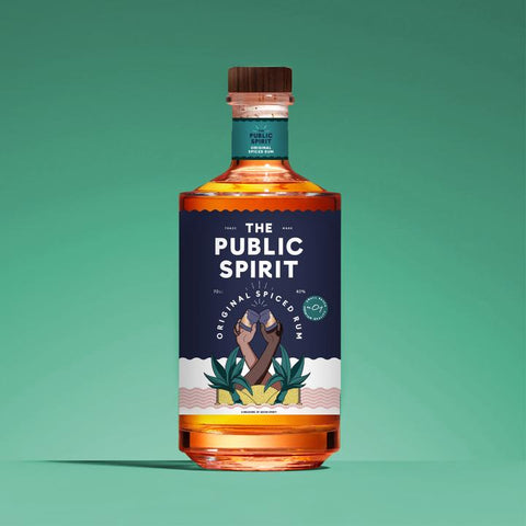Public spirit alcohol, ideal for our outdoor drinks cooler