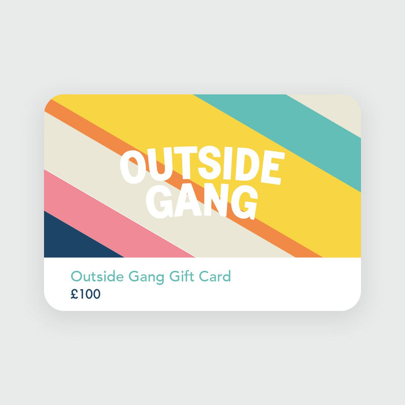 £100 gift card for our garden drinks cooler