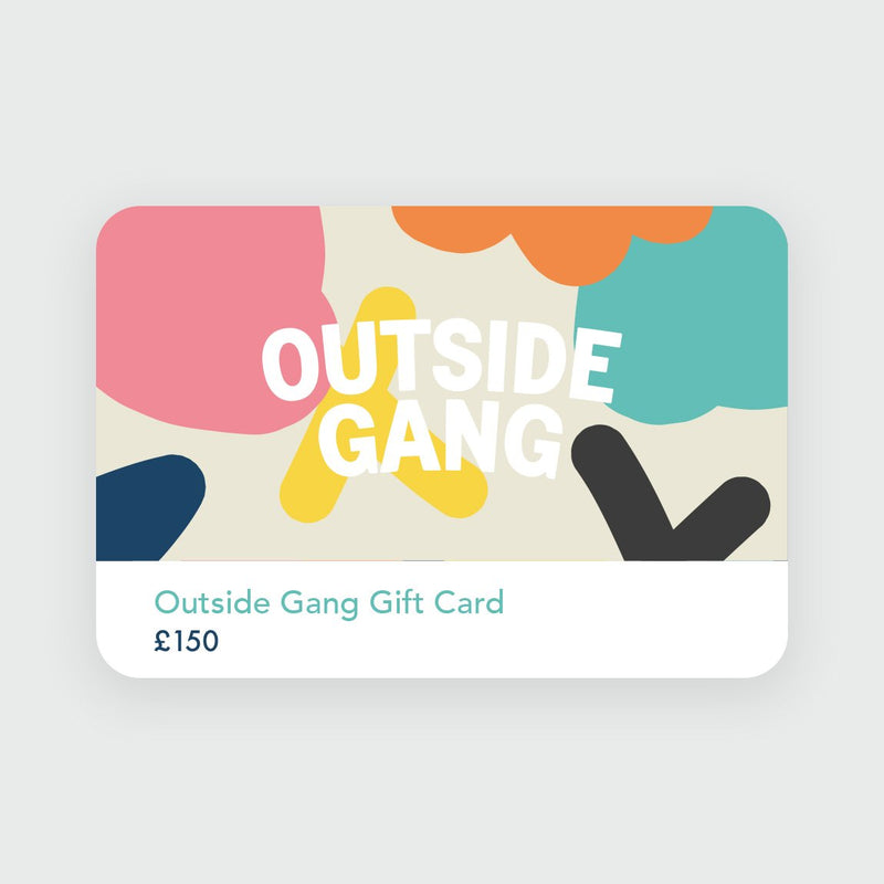 Outside Gang Gift Card