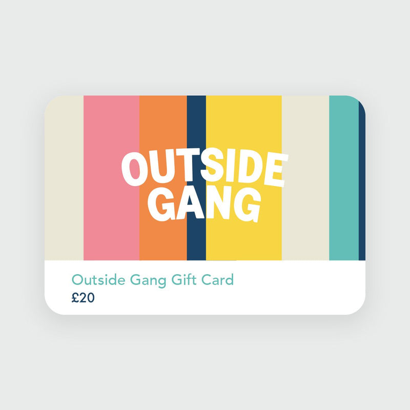 £20 gift voucher for outdoor drinks cooler products and accessories
