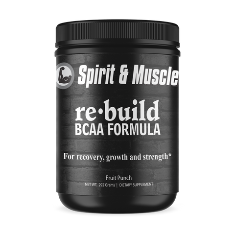 re-build BCAA Formula