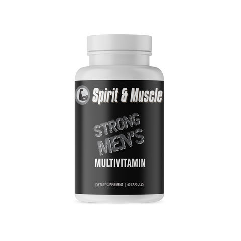 Strong Men's Complete Multivitamin