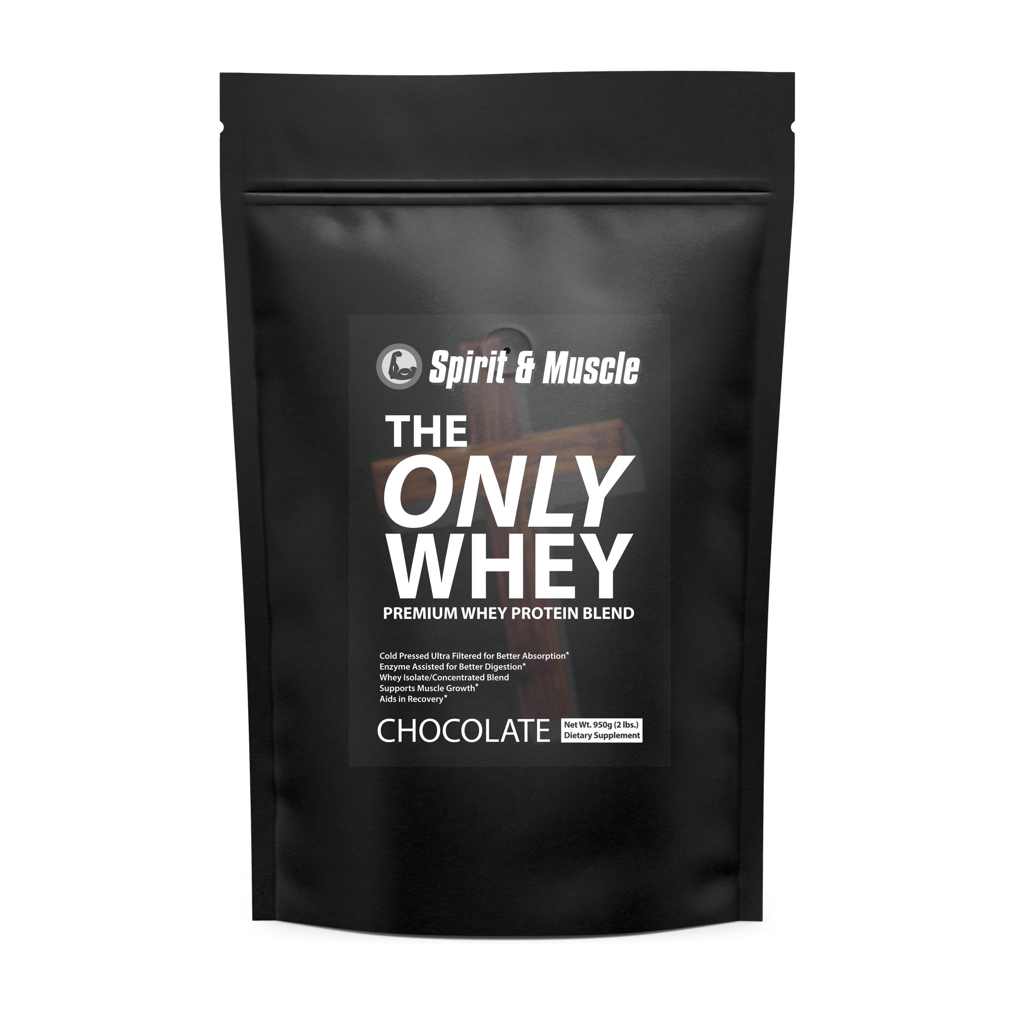 The Only Whey - Chocolate Protein