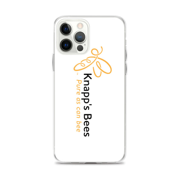 iPhone Case - Logo - Knapp's Bees, LLC